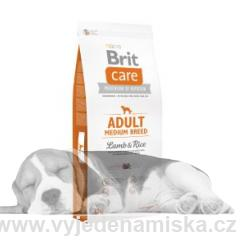 Brit Care Dog Adult Medium Breed