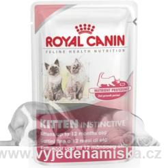 Royal Canin Kitten  kapsa 85g
