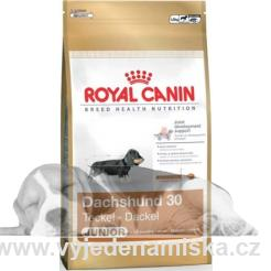 Royal Canin Jezevčík Junior