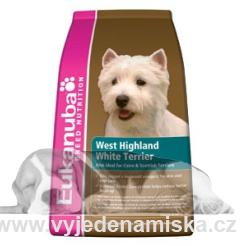 Eukanuba Adult West Highland & White Terrier