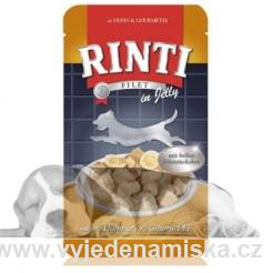 Rinti Dog Filet kapsa 150g