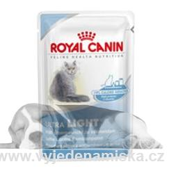 Royal canin  Feline Ultra Light kapsa  85g