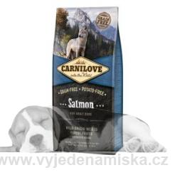 Carnilove Dog losos Adult NEW 12kg