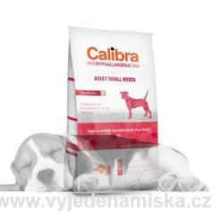 Calibra Dog HA Adult Small kuře s rýží
